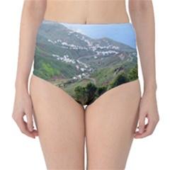 Tenerife 10 High-Waist Bikini Bottoms