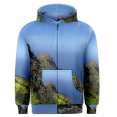Tenerife 09 Men s Zipper Hoodies