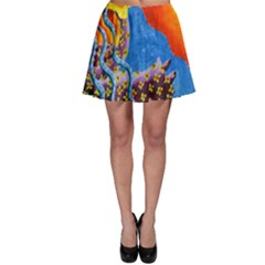 Aquarius  Skater Skirts