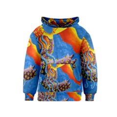 Aquarius  Kid s Pullover Hoodies