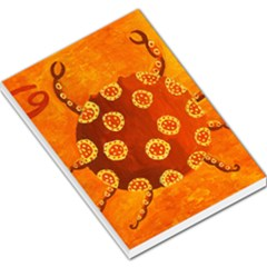Cancer Zodiac Sign Large Memo Pads