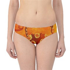 Cancer Zodiac Sign Hipster Bikini Bottoms