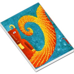 Capricorn Zodiac Sign Large Memo Pads