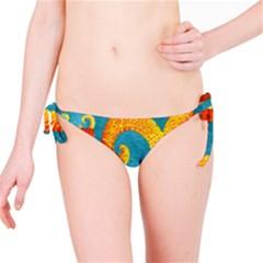 Capricorn Zodiac Sign Bikini Bottoms