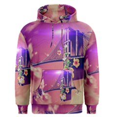 Vintage Men s Pullover Hoodies