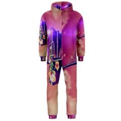 Vintage Hooded Jumpsuit (men)