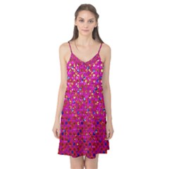 Polka Dot Sparkley Jewels 1 Camis Nightgown
