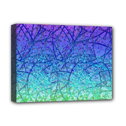 Grunge Art Abstract G57 Deluxe Canvas 16  x 12