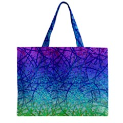 Grunge Art Abstract G57 Tiny Tote Bags
