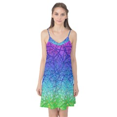 Grunge Art Abstract G57 Camis Nightgown