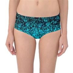 Glitter Dust G162 Mid-Waist Bikini Bottoms