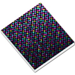 Polka Dot Sparkley Jewels 2 Small Memo Pads