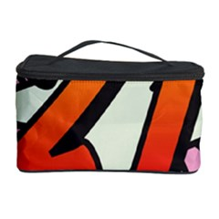Comic Book 21 Pink Cosmetic Storage Cases