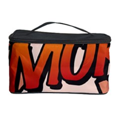 Comic Book Amor!  Cosmetic Storage Cases