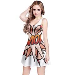 Comic Book Amor! Reversible Sleeveless Dresses