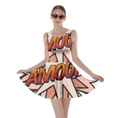 Comic Book Amour! Skater Dresses