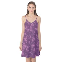 Snow Stars Lilac Camis Nightgown