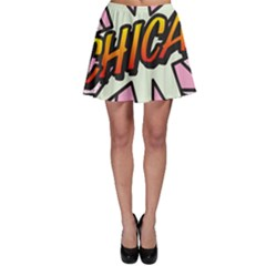 Comic Book Chica!  Skater Skirts