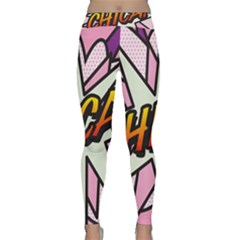 Comic Book Chica!  Yoga Leggings