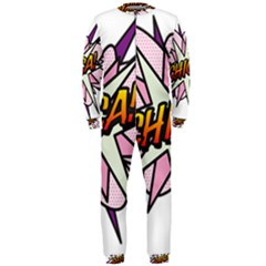 Comic Book Chica! OnePiece Jumpsuit (Men)