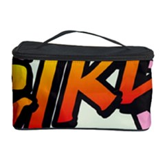 Comic Book Girl!  Cosmetic Storage Cases