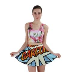 Comic Book Garcon! Mini Skirts