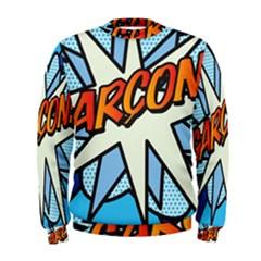 Comic Book Garcon! Men s Sweatshirts