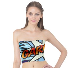 Comic Book Garcon! Women s Tube Tops