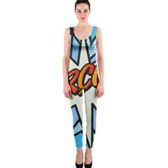 Comic Book Garcon! OnePiece Catsuits