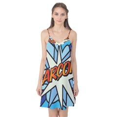 Comic Book Garcon! Camis Nightgown
