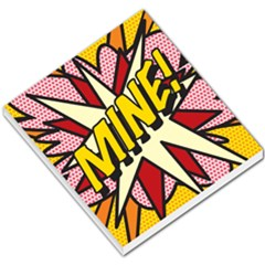 Comic Book Mine! Small Memo Pads