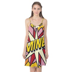 Comic Book Mine! Camis Nightgown