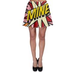 Comic Book Mine! Skater Skirts