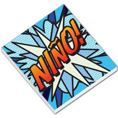 Comic Book Nino! Small Memo Pads
