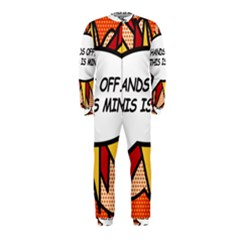Hands Off. This is mine! OnePiece Jumpsuit (Kids)