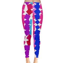 Colorful squares Leggings