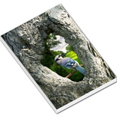 Bird In The Tree 2 Large Memo Pads