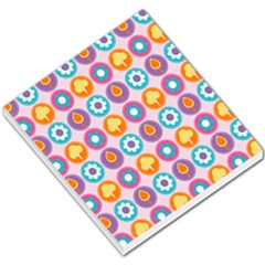 Chic Floral Pattern Small Memo Pads