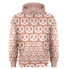 Salmon Pretzel Illustrations Pattern Men s Pullover Hoodies