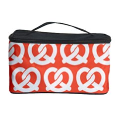 Coral Pretzel Illustrations Pattern Cosmetic Storage Cases