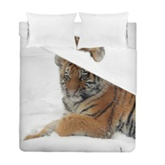 Tiger 2015 0101 Duvet Cover (twin Size)