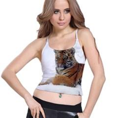 Tiger 2015 0101 Spaghetti Strap Bra Tops