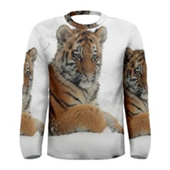Tiger 2015 0102 Men s Long Sleeve T-shirts