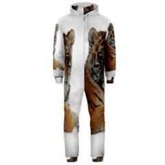 Tiger 2015 0102 Hooded Jumpsuit (Men)