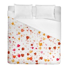 Heart 2014 0604 Duvet Cover Single Side (twin Size)