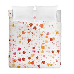 Heart 2014 0604 Duvet Cover (twin Size)