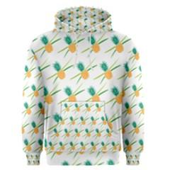 Pineapple Pattern 02 Men s Pullover Hoodies