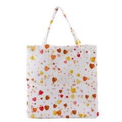 Heart 2014 0605 Grocery Tote Bags
