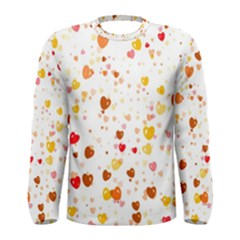 Heart 2014 0605 Men s Long Sleeve T Shirts