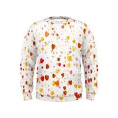 Heart 2014 0605 Boys  Sweatshirts